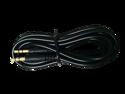 10 ft 3.5mm 3 Pole heavy duty Aux Audio Stereo Plug/Plug M/M Cable