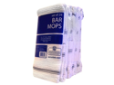 "Bakers & Chefs Bar Mops - 16"" x 19"" - 24 ct."