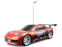 1:24 Maisto Orange Monster Drift R/C Car
