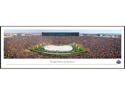 THE BIG CHILL AT THE BIG HOUSE - Standard Framed Panoramic Print