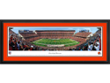 CLEVELAND BROWNS - Deluxe Framed Panoramic Print