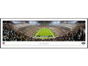 NEW YORK JETS - END ZONE - Standard Framed Panoramic Print