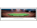 GEORGIA, UNIVERSTY OF - FOOTBALL - Standard Framed Panoramic Print