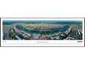 KENTUCKY SPEEDWAY - Standard Framed Panoramic Print