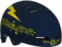 Lazer Street Helmet: Black AC/DC~ MD
