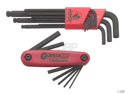Bondhus Ball End L Hex Wrench Set and Gorilla Grip Hex Combo Wrench