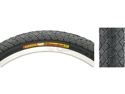 "Kenda K50 12 x 2.125"" White Tire"
