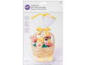 Basket Bag Kit 2/Pkg-Easter Garden