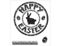 "Technique Tuesday Clear Stamps 2""X2.5""-Easter Seal"
