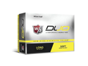 Wilson Duo Yellow Golf Balls Golf Balls