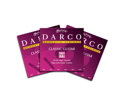 Darco Acoustic Guitar Strings Classic Nylon 3 Pks D10H