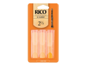Rico Bb Clarinet Reeds #2 1/2 - 3 Pack