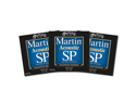 Martin SP MSP4200 Acoustic Guitar Strings Medium 3 Packs