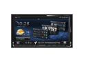 Kenwood DNN990HD eXcelon WiFi-Embedded In-Dash Receiver