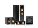 Klipsch RF-62 II Reference Series 5.1 Home Theater System (Black)