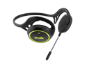Polk Audio UltraFit On-Ear Sport Headphone made for Android (Black/Green)