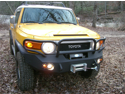 Fab Fours FJ07-A1750-1 Heavy Duty Winch Bumper 07-10 FJ CRUISER