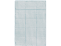 "Home Dynamix Spa Retreat: Bath Mats: SPRT Box: Light Blue 301: 17"" x 24"""