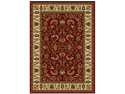 "Home Dynamix Area Rugs: Royalty Rug: 3208-215 Red Ivory 7'8""x10'4"