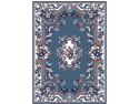 "Home Dynamix Area Rugs: Premium Rug: 7083: Country Blue 3' 7""x5' 3"" Rectangle"