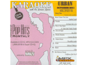 Pop Hits Monthly Urban - October 2011 Karaoke CDG