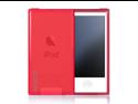 MiniSuit FLEX Rubber Soft Slim Case for Apple iPod Nano 7 (Frost Red)