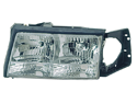 CADILLAC DEVILLE PAIR HEADLIGHT 97-99 NEW