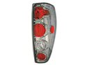 IPCW Tail Lamp CWT-CE355CS 04-10 GMC Canyon 04-10 Chevrolet Colorado Platinum Smoke
