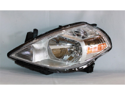 TYC 20-6838-00 Left Side Headlight Assembly