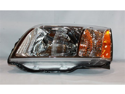 TYC 20-6988-00 Left Side Headlight Assembly