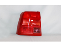 TYC 11-0206-01 Left Side Tail Light Assembly