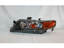 TYC 20-6670-01 Left Side Headlight Assembly