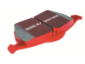 EBC Brakes DP31118C EBC Redstuff Ceramic Low Dust Brake Pads