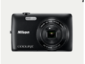 Nikon COOLPIX S4200 16.0 MP Digital Camera -Black