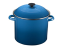 Le Creuset 8-qt. Enamel on Steel Stockpot, Marseille