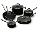 Calphalon 10-pc. Nonstick Simply Calphalon Enamel Cookware Set