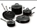 Calphalon 10-pc. Nonstick Simply Calphalon Enamel Cookware Set
