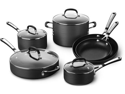Calphalon 10-pc. Nonstick Simply Calphalon Nonstick Cookware Set