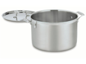Cuisinart 12-qt. Stainless Steel MultiClad Pro Stockpot with Cover