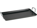 Cuisinart 10x18-in. Nonstick GreenGourmet Hard Anodized Double Burner Griddle