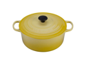 Le Creuset 7.25-qt. Round Cast-Iron Signature Enameled French Oven, Soleil