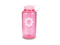 "Nalgene ""BPA FREE"" 32oz Wide Mouth Tritan Water Bottle - Pink w/ Pink Cap"