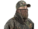 Mossy Oak 3/4 Headnet with Mesh (Break-Up, One Size)