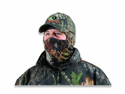 Mossy Oak 3/4 Headnet with Spandex (Break-Up, One Size)