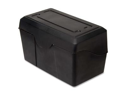 Advantus Corp. AVT45003 Index Card Holders- 5in.x8in.- Black