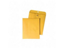 Quality Park Products QUA37855 Gummed Clasp Envelope- 28Lb- 6in.x9in.- Kraft