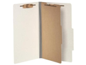 Acco Brands- Inc. ACC16054 Classification Folders- 2in. Exp- Legal- 1 Partition- Mist Gray