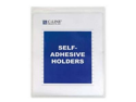 C-Line Products- Inc. CLI70912 Seal Shop Ticket Holder- Self Adhesive- 9in.x12in.- Clear