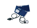 Sphygmomanometer, PVC, Adult, Handheld, Blue