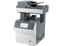 LEXMARK X748DE MFC / All-In-One Up to 35 ppm 2400 x 600 dpi Color Print Quality Color Laser Printer